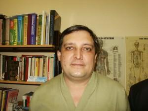 Рим Мәһдиев Казанда тибет медицинасы белән дәвалый
