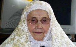 Самой именитой татарской абыстай исполнилось 90 лет.