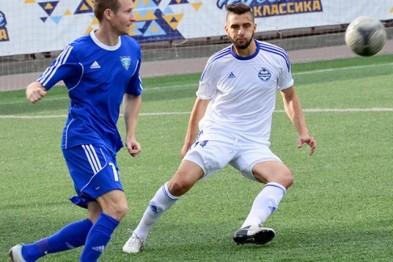 Футболист Ильдар Бикчантаев переехал из Ульяновска в Казань