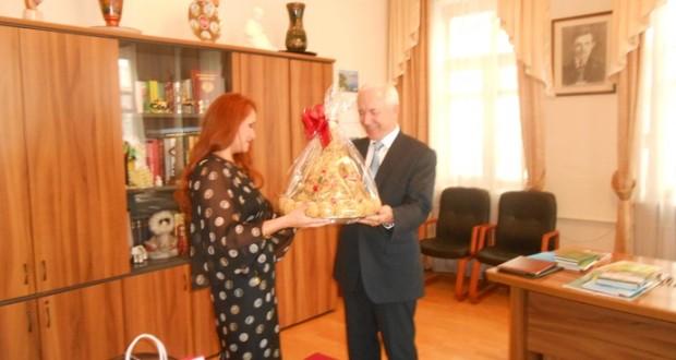 Татар конгрессында мәртәбәле кунак