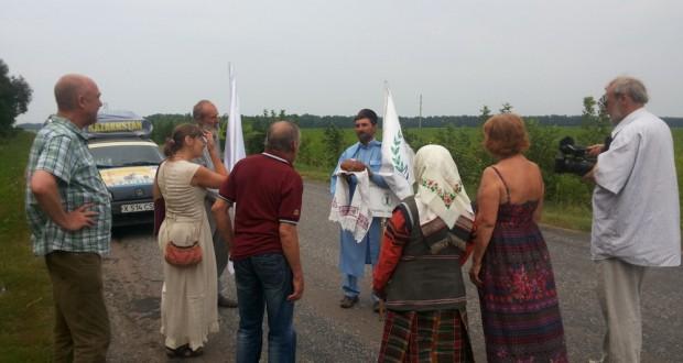 Об итогах международного Марша Мира и Согласия