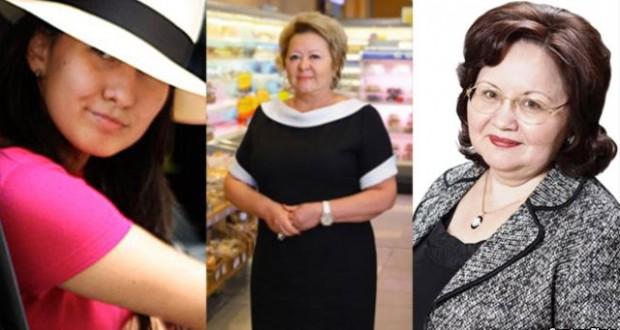 Три жительницы Татарстана попали в список самых богатых женщин России
