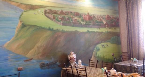 В Тобольске открылось татарское кафе.
