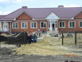 Современный комплекс для села