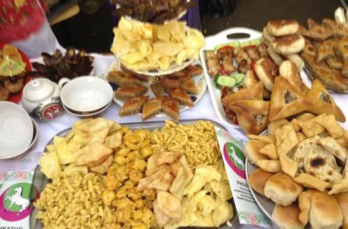 Татарская кухня поразила всех….
