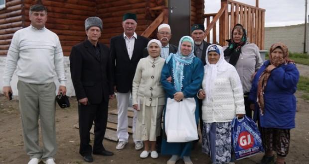 Урал аръягына сәяхәт