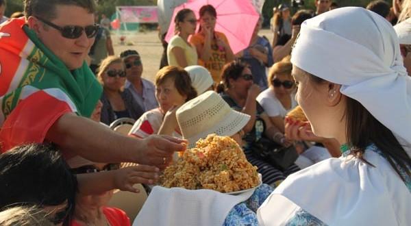 Татары и башкиры Мангистауской области отпраздновали Сабантуй
