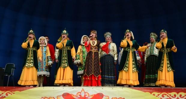 В Республике Коми прошел V съезд татар и башкир.