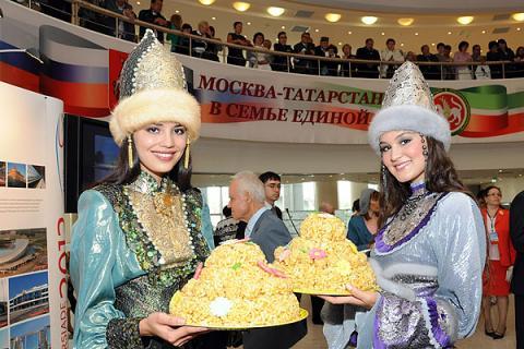 Дни культуры Республики Татарстан в Москве откроются три выставки