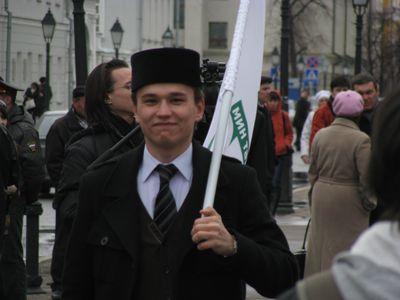 Председателем Всемирного форума татарской молодежи вновь избран Табрис Яруллин.