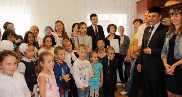 В татарской школе искусств Семея — новый учебный год