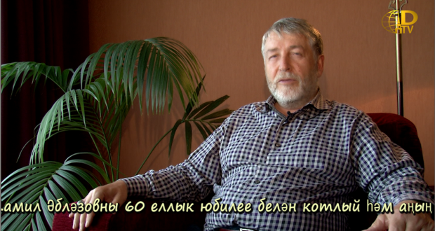 Chairman of the regional national-cultural autonomy of the Tatars of the Saratov region Kamil Ablyazov