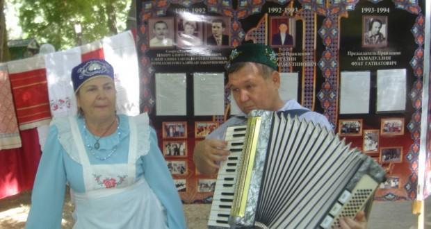 Татарская диаспора Ташкента приняла участие в торжествах  по случаю 23-летия независимости страны