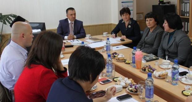 Бөтендөнья татар конгрессы башкарма комитеты Әлмәт бүлекчәсе бюросы утырышы