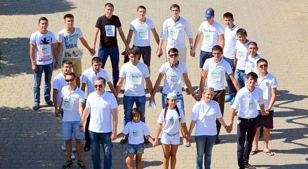 В Астане прошла международная акция «Мин татарча сөйләшәм»