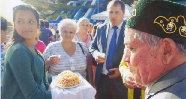 Волгоград шәһәр көнен билгәләде