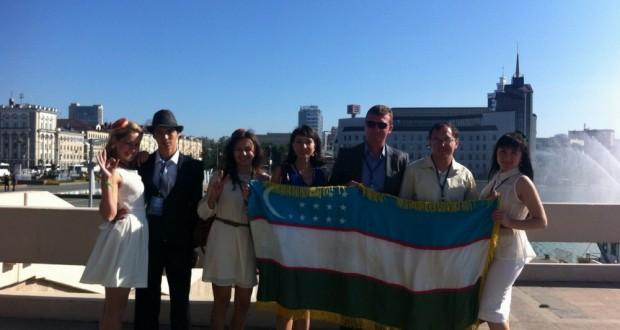 Участие делегации Узбекистана в работе Всемирного форума татарской молодежи. 1-5 августа 2014 года