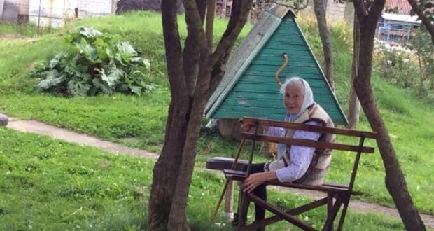 Куркусыз татар хатыны