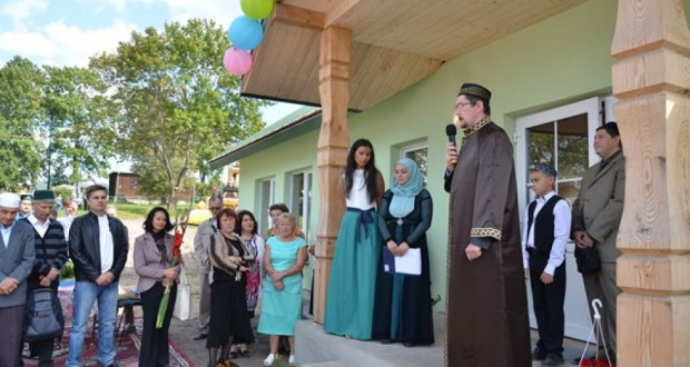House of Tatar community opened in the village of Sorok Tatar (Forty Tatars)