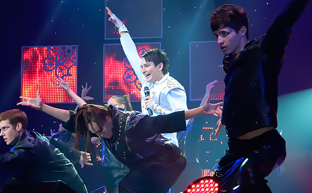 Aidar Suleymanov will represent Tatarstan in Turkvision-2014