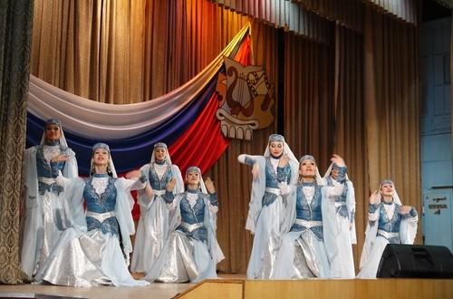 Концерт татарского ансамбля танца «KAZAN» в Иванове