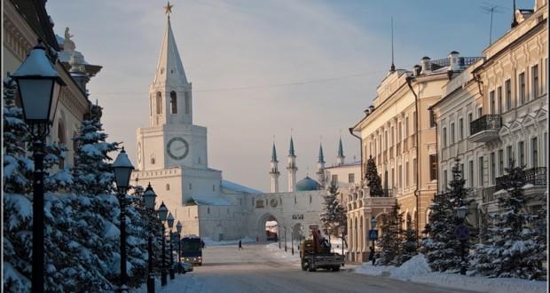В Ростуризме посоветовали россиянам встретить Новый год в Татарстане