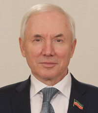 Бөтендөнья татар конгрессы җитәкчесе  Ринат Закиров