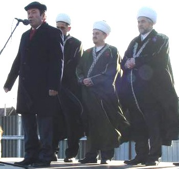 In Syzran a mosque to be constructed which will be similar to Kazan Kul-Sharif