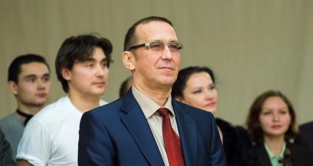 В театре Тинчурина состоялся юбилейный вечер главного режиссера Рашида Загидуллина