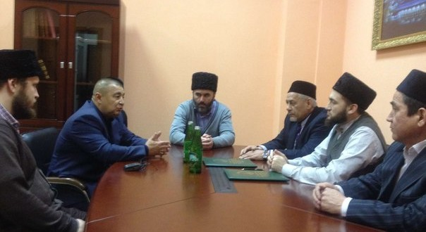 Kamil Samigullin, Mufti of Tatarstan, visited the Tyumen oblast with a guest visit