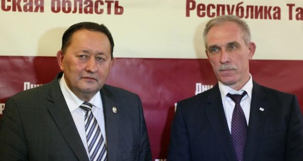 Айрат Сибагатуллин: «В Ульяновской области созданы хорошие условия для развития татарского языка и культуры»