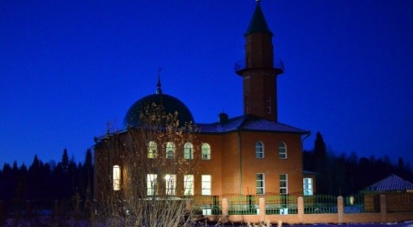 В Тобольске откроется новая мечеть
