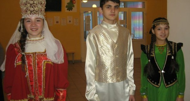 День открытых дверей в татарской воскресной школе в Уфе