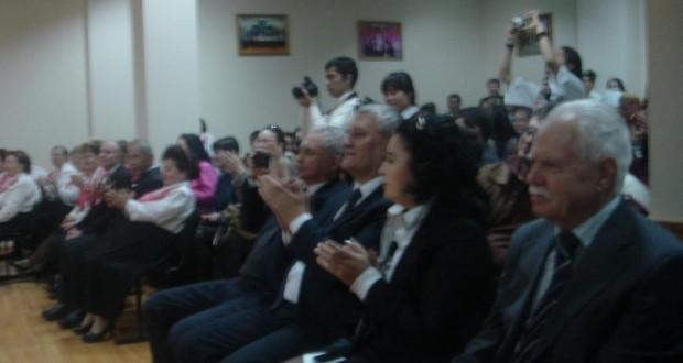 Презентация Татарстана состоялась в представительстве «Россотрудничества» в Ташкенте
