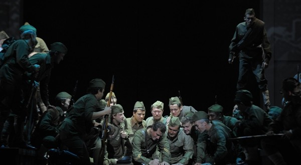 A project dedicated to the 70th anniversary of Great Victory has been launched at the M. Jalil Theater of opera and ballet
