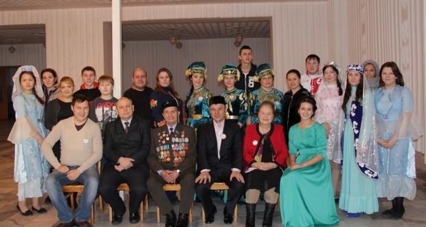 Первый слет молодых татар «Мирас»
