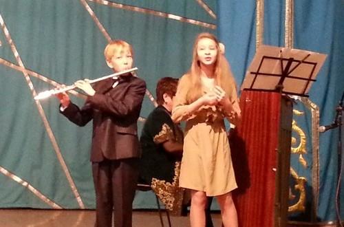 В Шымкенте прошел концерт татарской инструментальной музыки