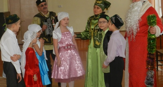 Нократ ярларында чыршы бәйрәме татарча узды