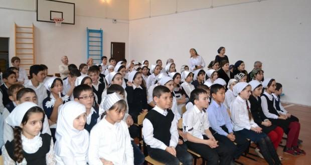 Татары в Чечне знакомят со своей культурой