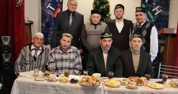 Татары Баку отпраздновали Мавлид ан-Наби