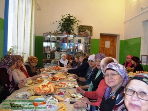 Мавлид в Касимове 2015