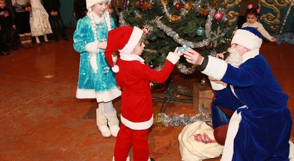 В Шымкенте поставили новогоднюю сказку-мюзикл на татарском языке
