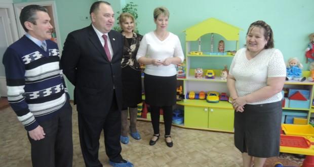 Полпред на Урале посетил Верхнюю Туру