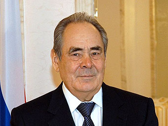 Today is the birthday of the first President of Tatarstan