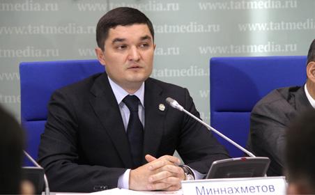 Ирек Миннахметов покинул пост руководителя  «Татмедиа»