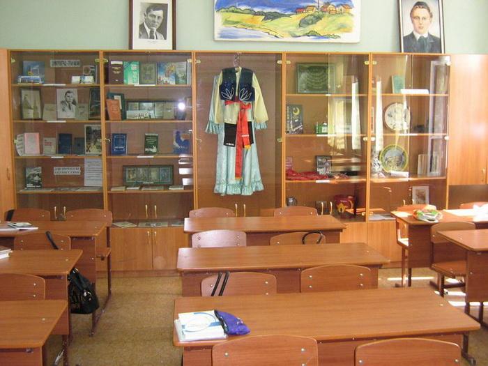 музей этно уголок Всемирный конгресс татар