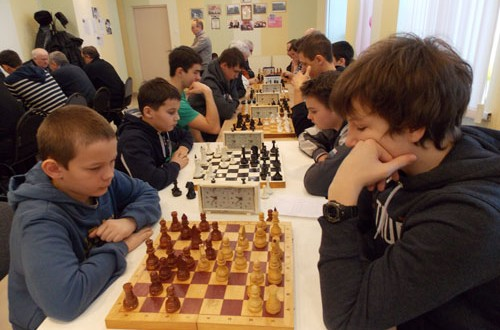 Нижгарлар якташлары истәлегенә шахмат турниры үткәрде