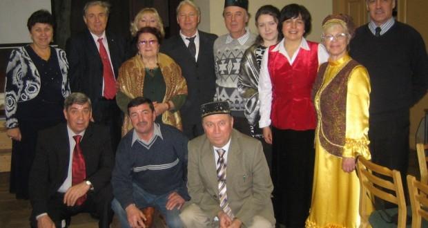 Tatars Ida-Virumaa County preserve their culture