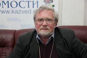 Презентация книги Равиля Бухараева