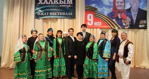 В Алькино прошел фестиваль «Халкым минем»
